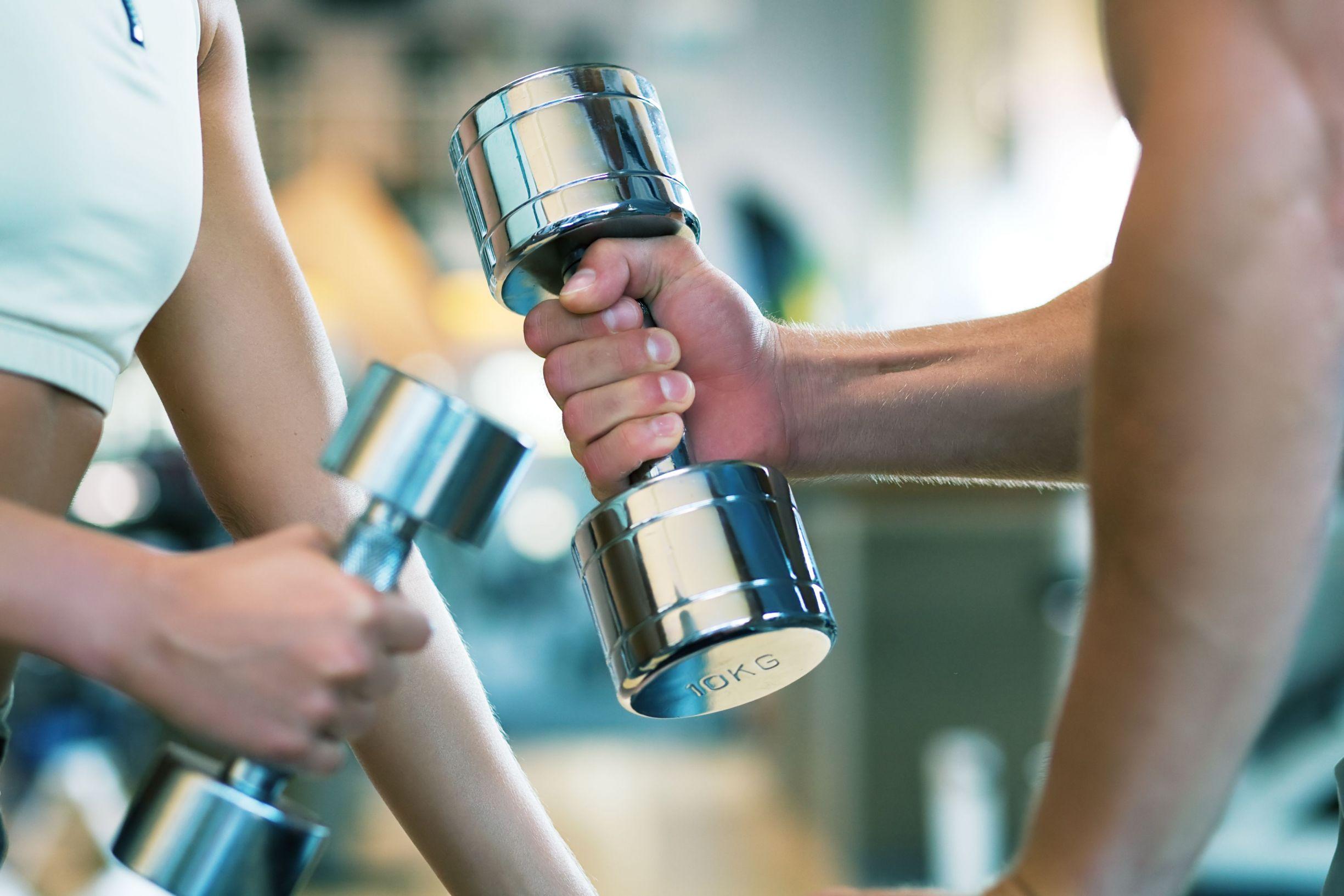 Lo sviluppo della massa muscolare. Metodiche di allenamento con i pesi